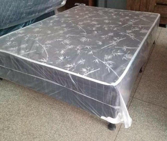Cama box nova à partir $270.00 modelos whats agora  - Foto 3