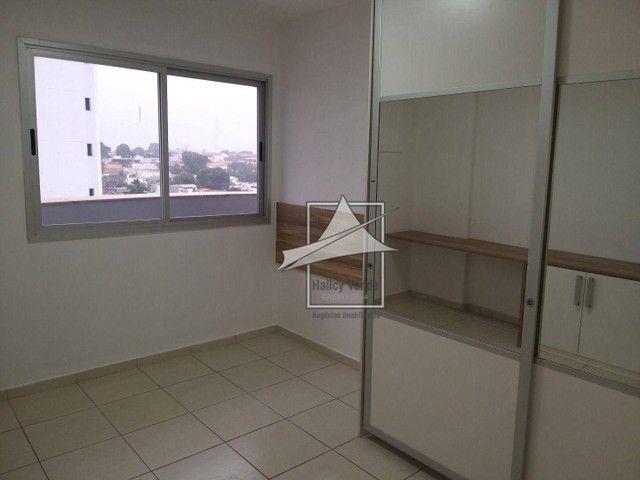 Apartamento com 3 dormitórios à venda, 135 m² - Ed. Meridien - Goiabeiras - Cuiabá/MT - Foto 9
