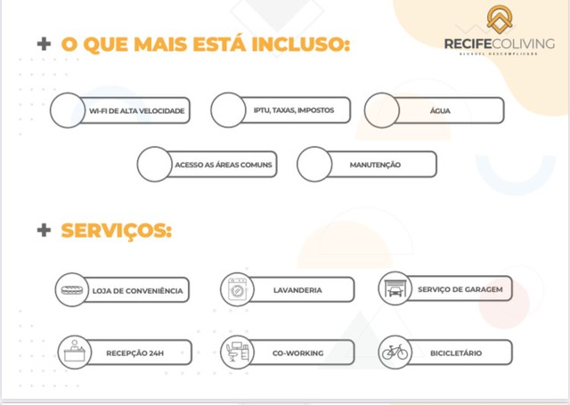 Recife Coliving - Suítes - Soft Opening - Foto 4