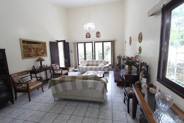 Casa bairro Poço Panela/Casa Forte vendo ou permuto 3 quartos 5 vagas 220m2, Recife - Foto 3