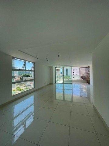 Apartamento para Venda em João Pessoa, Tambaú, 3 dormitórios, 3 suítes, 4 banheiros, 2 vag - Foto 3