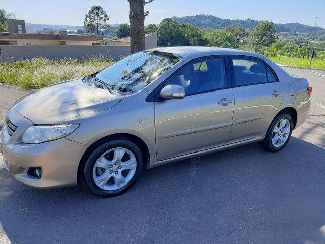 Vendo Corolla XEI aut impecável, revisado, baixa km. Confira! - Foto 3