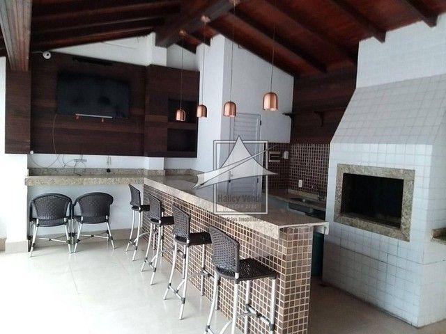 Apartamento com 3 dormitórios à venda, 135 m² - Ed. Meridien - Goiabeiras - Cuiabá/MT - Foto 18