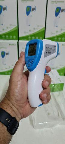 Termômetro infravermelho  - Foto 5