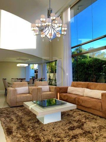 Casa de condomínio para venda com 585 metros quadrados com 5 quartos - Foto 7