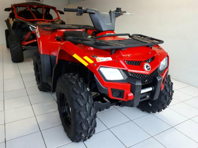 QUADRICICLO CAN AM Outlander 400 4x4.