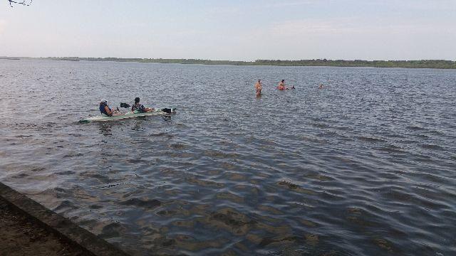 Casa de praia e Lagoa com caiaques - Foto 5