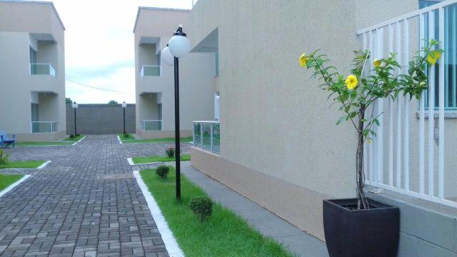 Residencial Golden: amplo apartamento novo de 2 quartos sendo 1 suíte