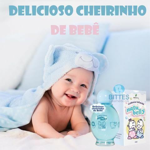 Colônia Infantil mais Shampoo e Condicionador Natubelly - Foto 3