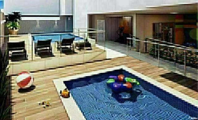 Alto Padrão Jardim da Penha! Ed. Madri: Apartamentos 2 quartos,suíte e lazer.