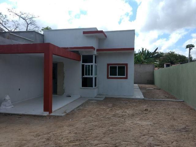 Casa 02 Quartos,02 Vagas,Mestre Antonio Caucaia,Promoção Março Registro Escritura Grátis