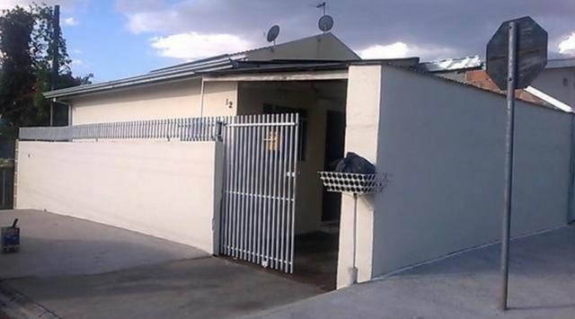 Casa Osternack Bairro Novo 2 quartos garagem