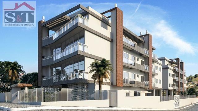 S&T# Loft/studio, vista mar, na praia do Santinho, oportunidade única! (48) 99693-1578