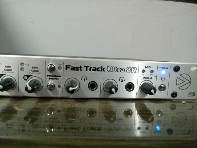 DRIVER UPDATE: M-AUDIO FAST TRACK 8R