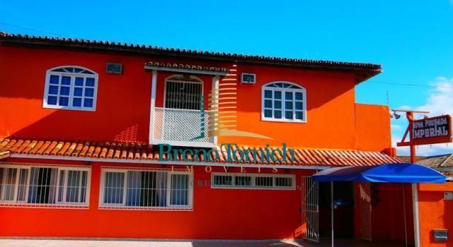 Pousada com 20 dormitórios à venda, 443 m² por r$ 1.300.000 - centro - porto seguro/ba