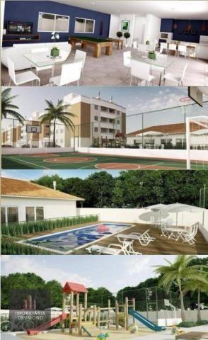 Apartamento 2 dormitórios- torres do bella vista - palhoça/sc - Foto 20