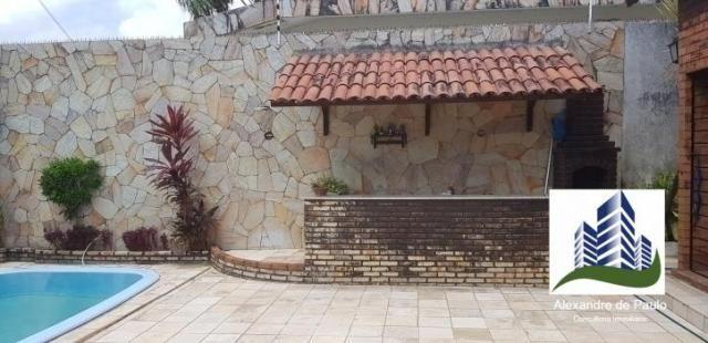 Casa com 3 quartos, 360 m² em pau amarelo, próximo a praia, toda reformada e com piscina - Foto 18
