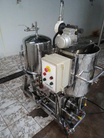 Filtro Egisa para cervejaria fábrica de cerveja - Foto 6