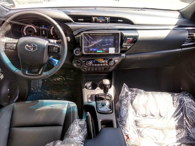 Toyota Hilux SRX 2020 ( Padrao Gold Car ) - Foto 5