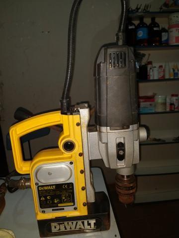 Furadeira magnética Dewalt - Foto 4