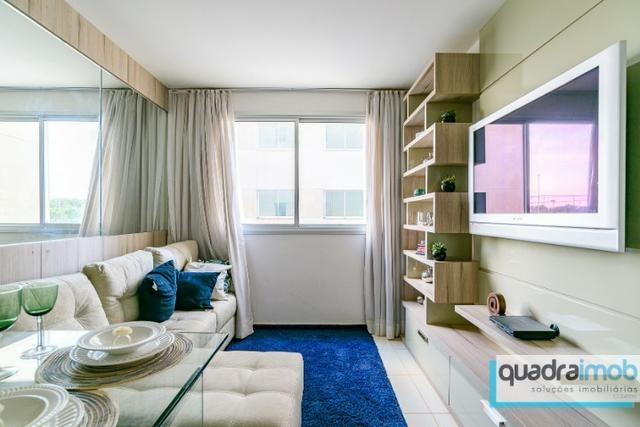 Apartamento 02 Quartos C/ Suíte + 01 Vaga - Apenas 15% De Sinal - Use FGTS - Ceilândia - Foto 16