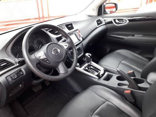 Nissan Sentra 2.0 Sv 16v Flexstart 4p Automático 2018/2018 - Foto 8