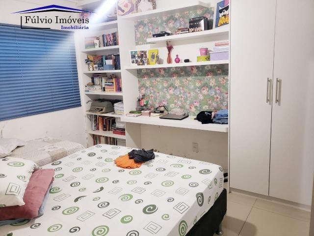 Excelente! Próximo a Feira do Produtor, 02 quartos com armários, toda na laje, paisagismo - Foto 12