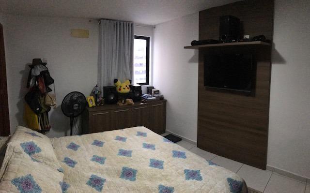 Apt com 3 quartos na Ponta Verde - 96m² - Foto 4
