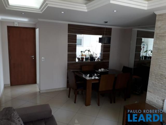 Apartamento à venda com 2 dormitórios em Santa teresinha, Santo andré cod:570351