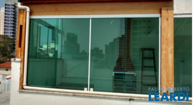 Apartamento à venda com 3 dormitórios em Vila bastos, Santo andré cod:570011 - Foto 2