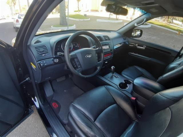 Kia mohave 3.0 v6 diesel 2011 preta - Foto 9