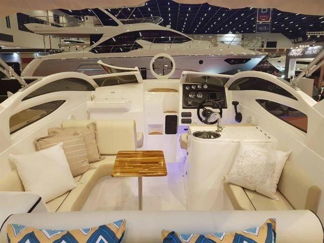 Lancha Real 275 com Cabine - Modelo 2019 ( Financiamento Taxa 0%* ) - Foto 4