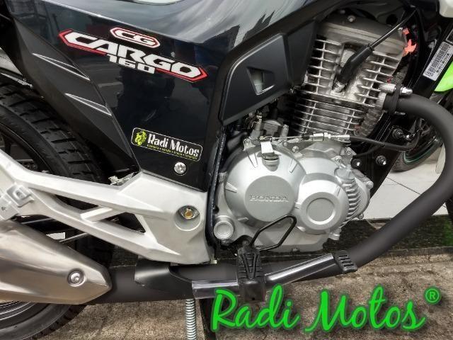 Honda Cg 160 Cargo Esdi Freios Comb cbs okm - Foto 4