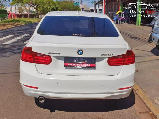 BMW 320i 16v turbo active Flex 4 pneus run flat 2015 - Foto 6