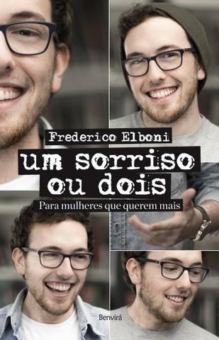 Livro Um sorriso ou Dois (Autor Frederico Elboni)