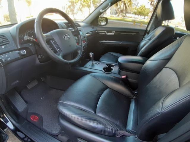 Kia mohave 3.0 v6 diesel 2011 preta - Foto 13
