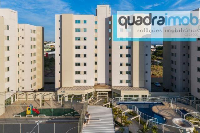 Apartamento 02 Quartos C/ Suíte + 01 Vaga - Apenas 15% De Sinal - Use FGTS - Ceilândia - Foto 19