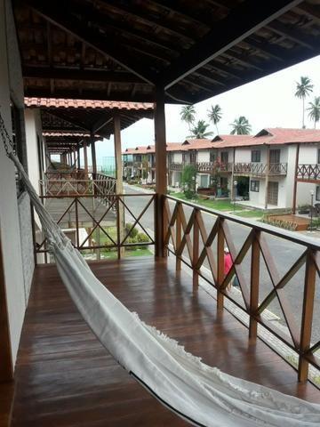 Belíssima e ampla casa mobiliada a beira mar no condomínio de luxo em Maria Farinha! - Foto 7