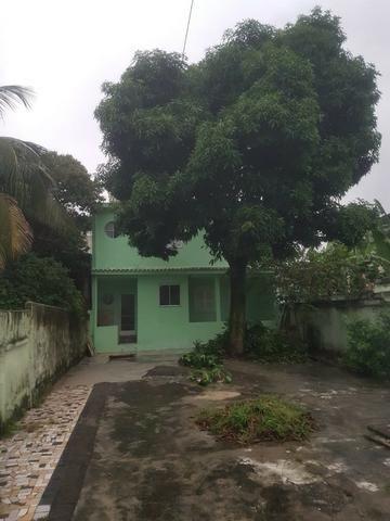 035 Casa 3 qts, quintal livre na frente - junto ao Viaduto - Nilópolis - Foto 20