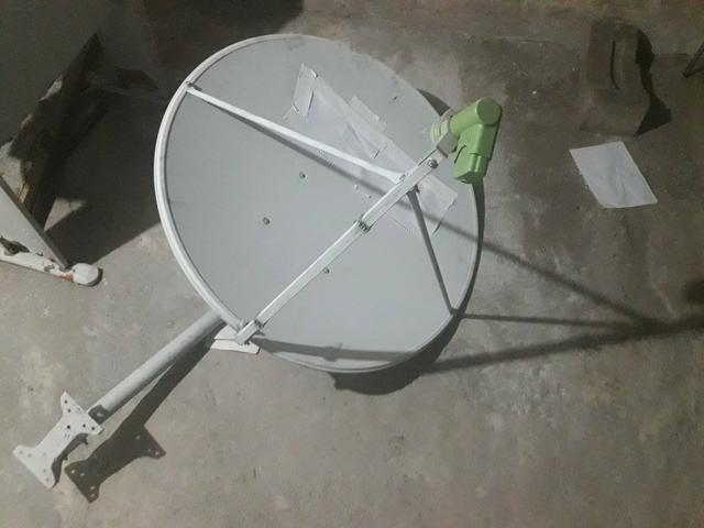 Antena de 90 no precinho