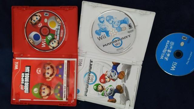 Nintendo Wii Completo - Foto 6