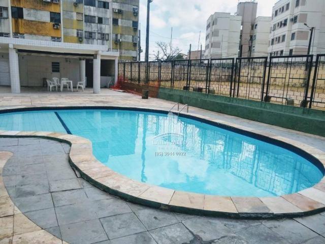 Apartamento à venda, 64 m² por r$ 159.000,00 - cidade dos funcionários - fortaleza/ce - Foto 3