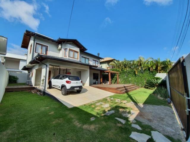 Casa em condomínio fechado à venda, 300 m² por r$ 1.625.000 - rio tavares - florianópolis/ - Foto 3