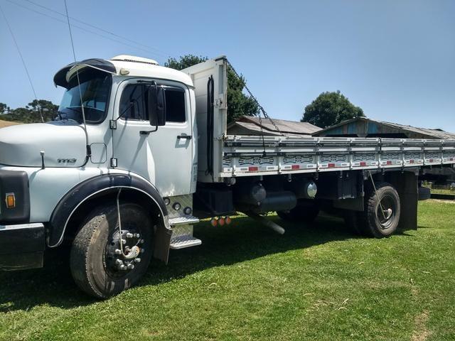 Caminhão boiadeiro 1113 para pessoas exigente - Foto 5