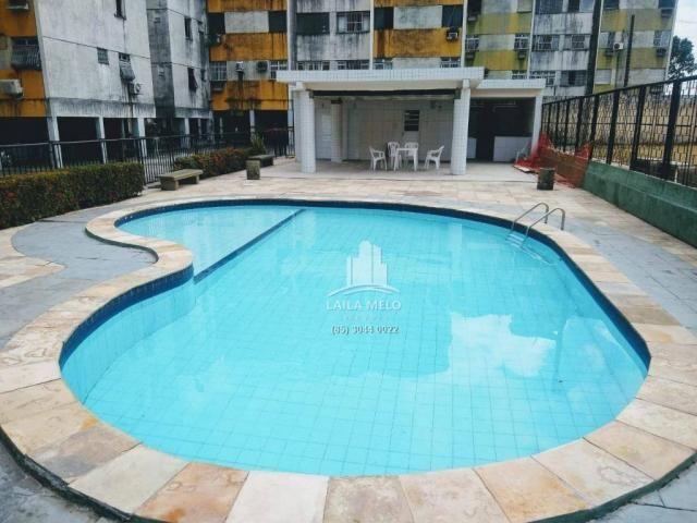 Apartamento à venda, 64 m² por r$ 159.000,00 - cidade dos funcionários - fortaleza/ce - Foto 2
