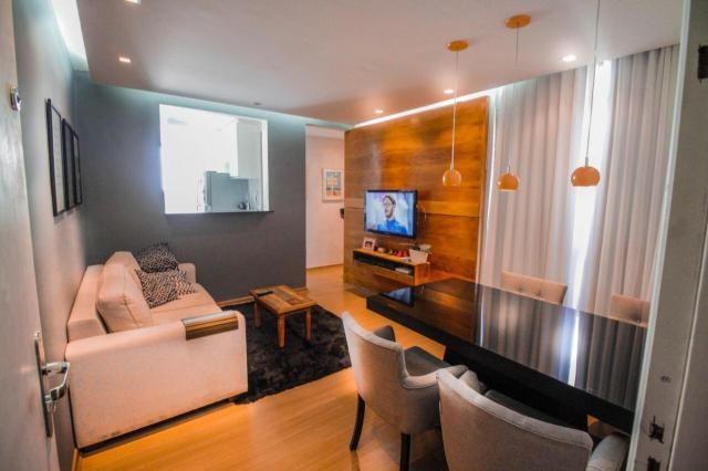 Apartamento à venda, 3 quartos, 1 vaga, buritis - belo horizonte/mg - Foto 3