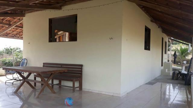 Chácara com linda casa dentro - Foto 10