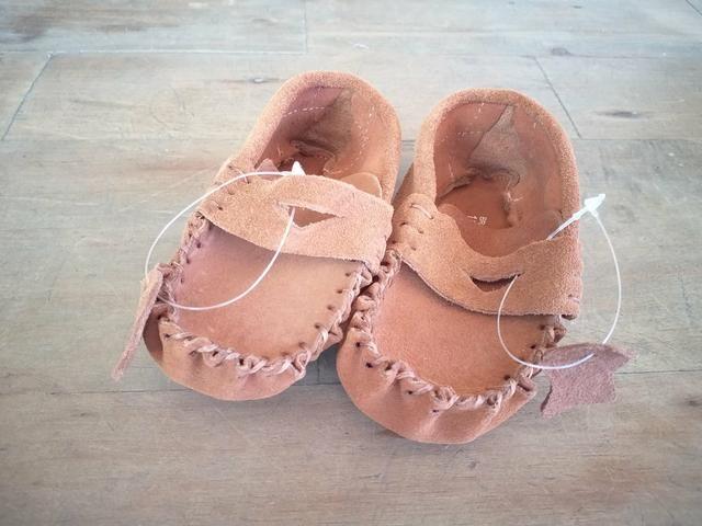 Sandália e mocacim infantil - Foto 2