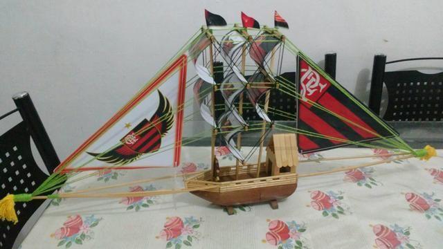 Barco grandão do flamengo - Foto 3