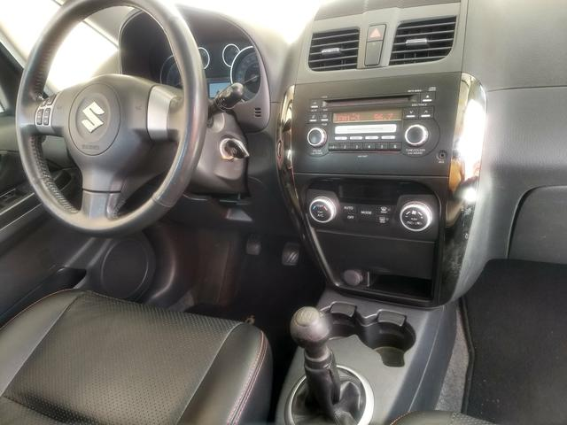 Suzuki sx4 2.0 2013 extra